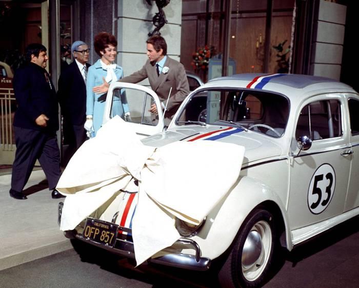 Volkswagen Beetle — «Фольксваген-жук», 1968