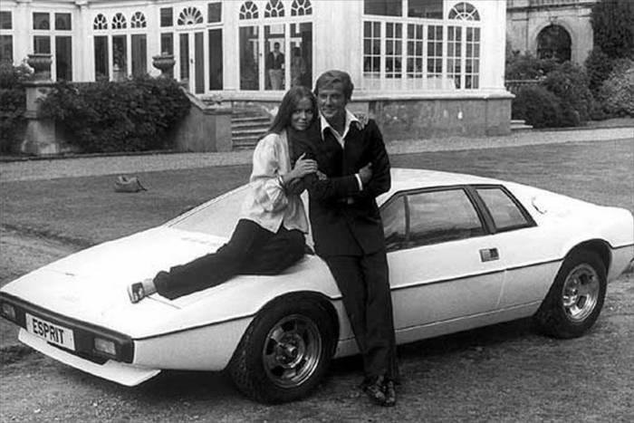 Lotus Esprit S1 — «Шпион, который меня любил», 1977