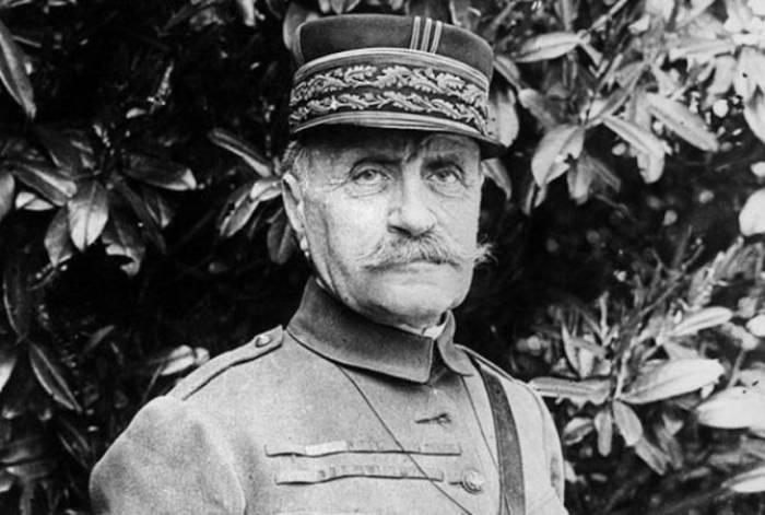 Фердинанд Фош, французский военный деятель, военный теоретик