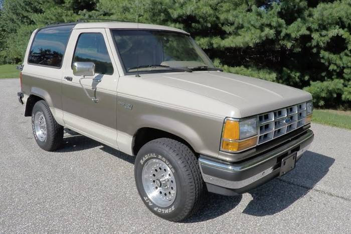 Ford Bronco 1989