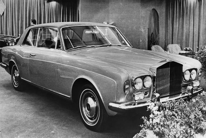 Rolls-Royce Corniche 1973