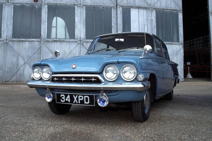 Ford Consul Classic 1962