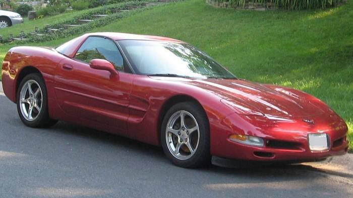 Chevrolet C5 Corvette 2003