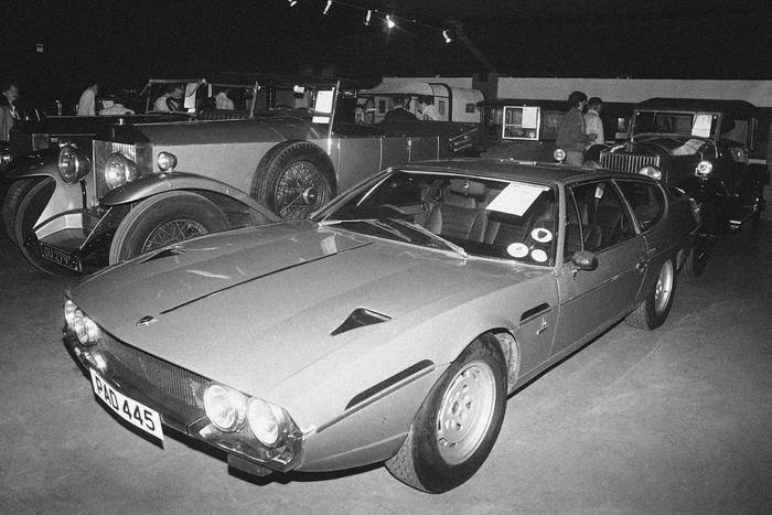 Lamborghini S2 Espada 1972