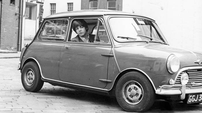 Mini Cooper S DeVille 1965