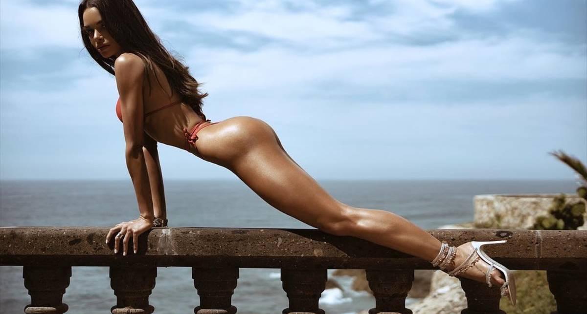 Красотка дня: знойная модель Кристина Дрим
