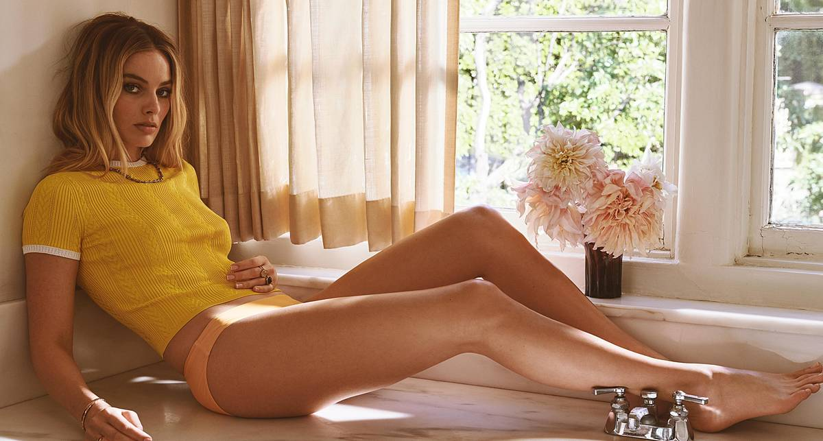 «Среди актрис я точно не самая красивая»: правила жизни Марго Робби