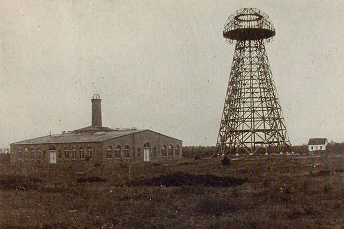 """Башня Вондерклиф должна была """"раздавать"""" бесплатное электричество"""