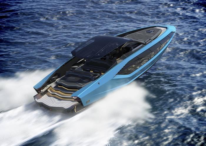 2000-сильная Tecnomar for Lamborghini 63. Как тебе?