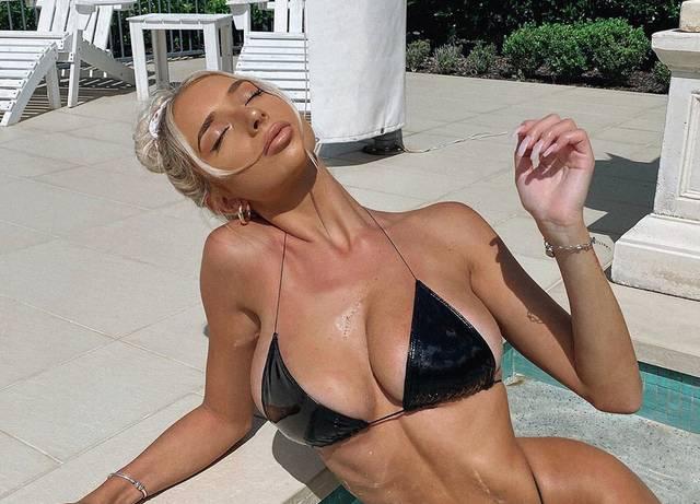 Красотка дня: Instagram-модель и инфлюэнсер Авалон Надфалуси