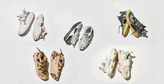 Nike ISPA: 5 самых чокнутых кроссовок бренда