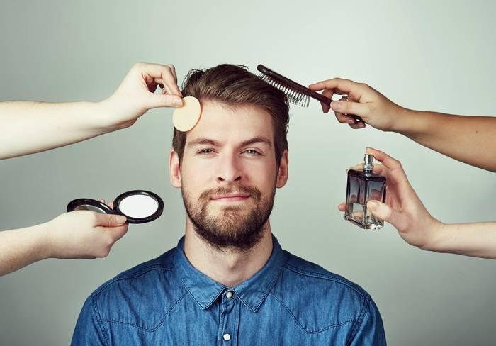 Хочешь выглядеть стильно — пользуйся косметикой, в том числе и для волос