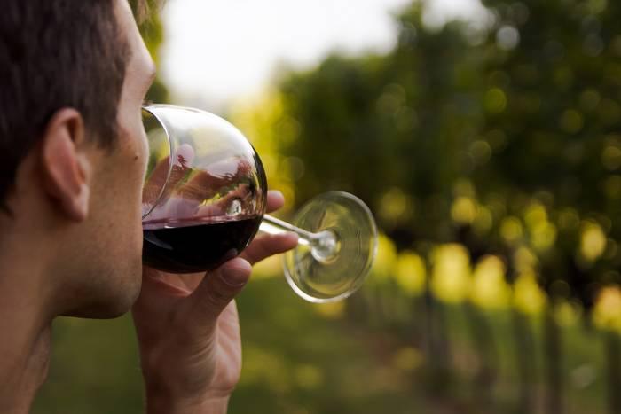 Иногда красное вино приносит вовсе не удовольствие. Знай свою норму