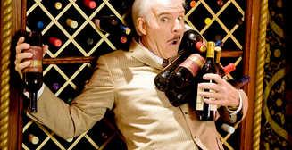 Зуд и диарея: чем опасно красное вино