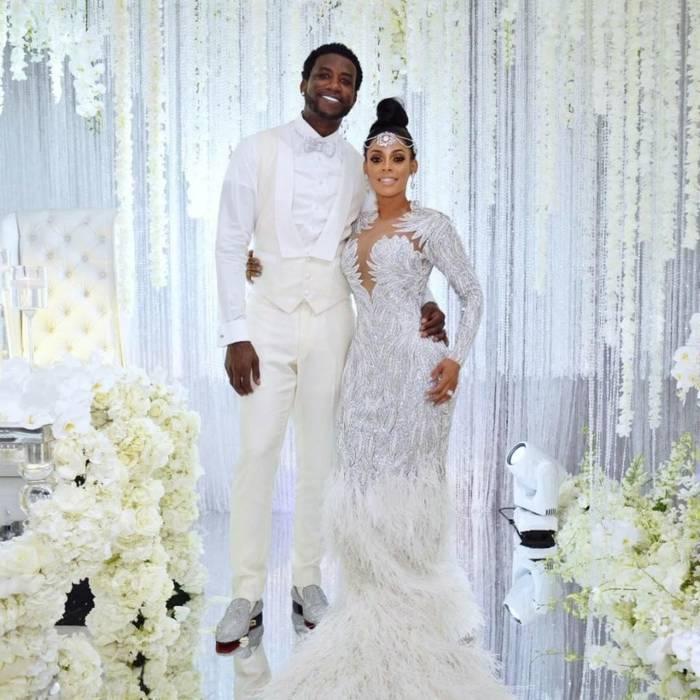 Gucci Mane и Кейша Кайор, 2017
