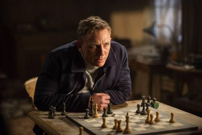 "Кадр из фильма ""007: Спектр"", 2015"