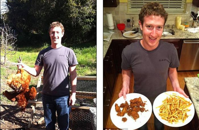 Мясо на тарелке Цукереберга должно быть убито им самим