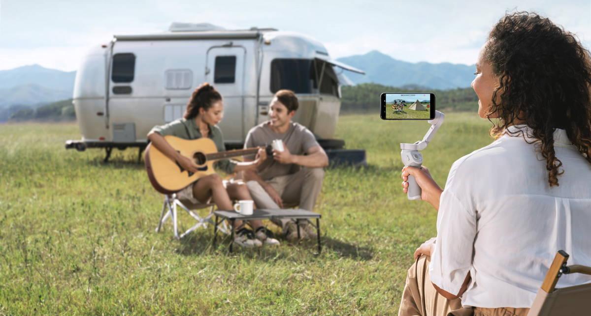 Fly Technology представила новое поколение мобильного стабилизатора DJI Osmo Mobile 4