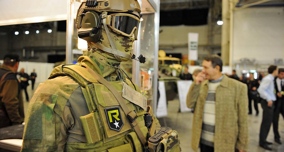 Оружие и Безопасность: военная амуниция
