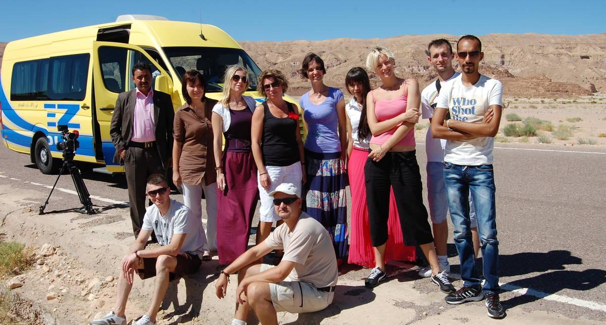 Страх, как горячо: где отдохнуть на Южном Синае