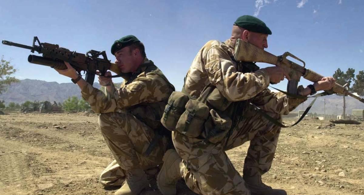 Как быстро похудеть по-военному: секреты из армии