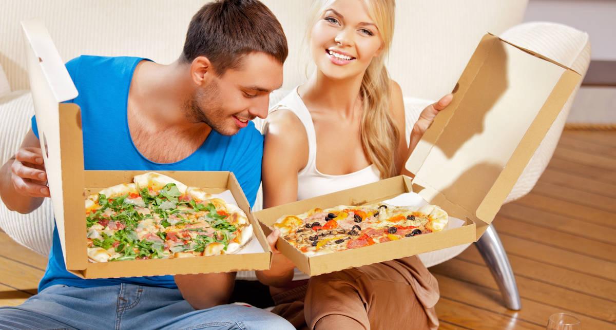 Как есть пиццу с пользой для здоровья