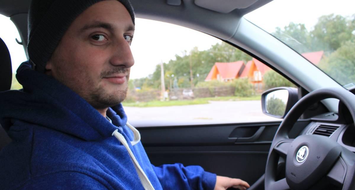 Уроки экстрим-вождения: как правильно входить в поворот
