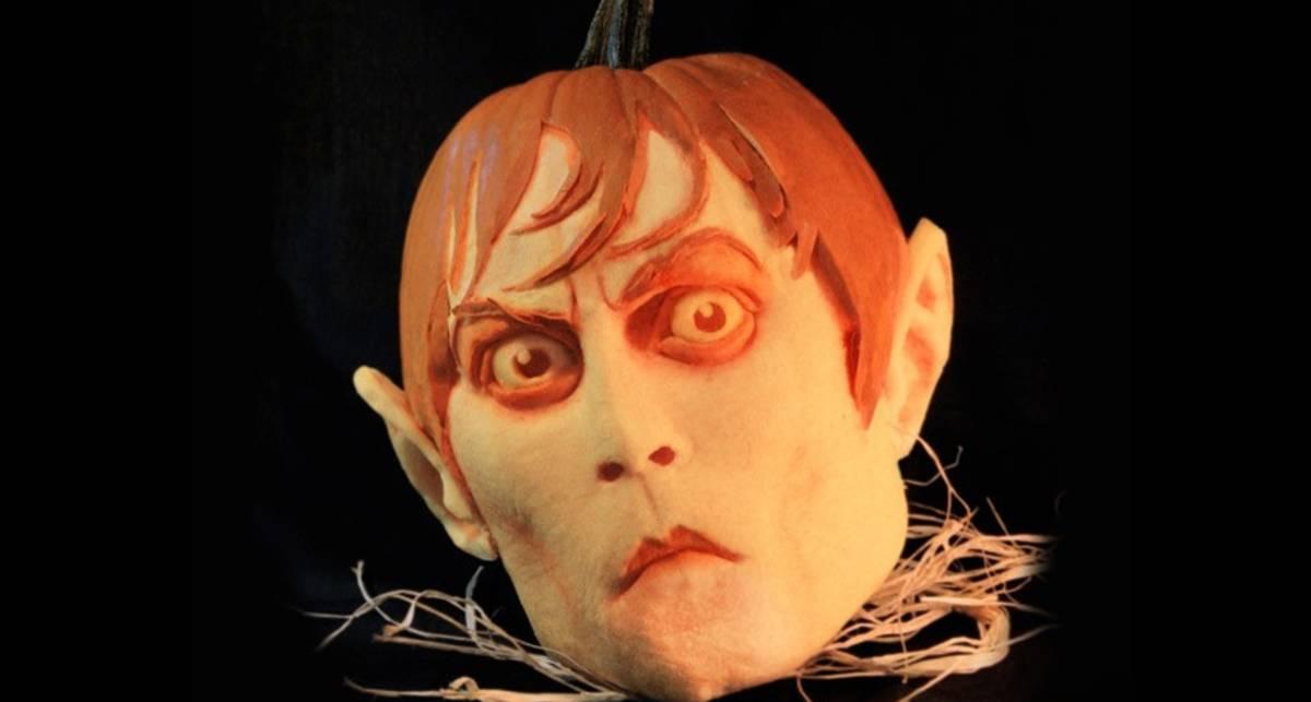 Мужской Хэллоуин-2013: что можно сделать из тыквы