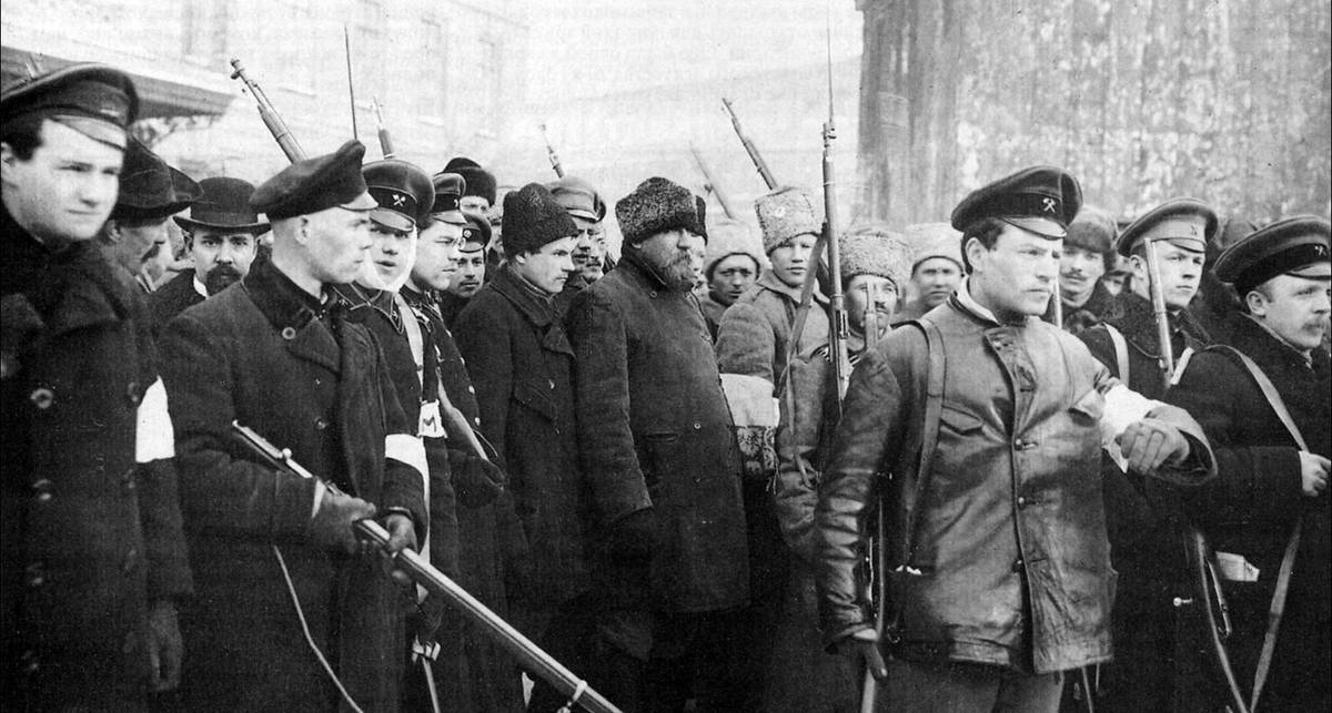 С днем революции: ТОП интересных фактов о 7 ноября