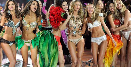 Тайны моделей Victoria's Secret: о чем молчат красавицы