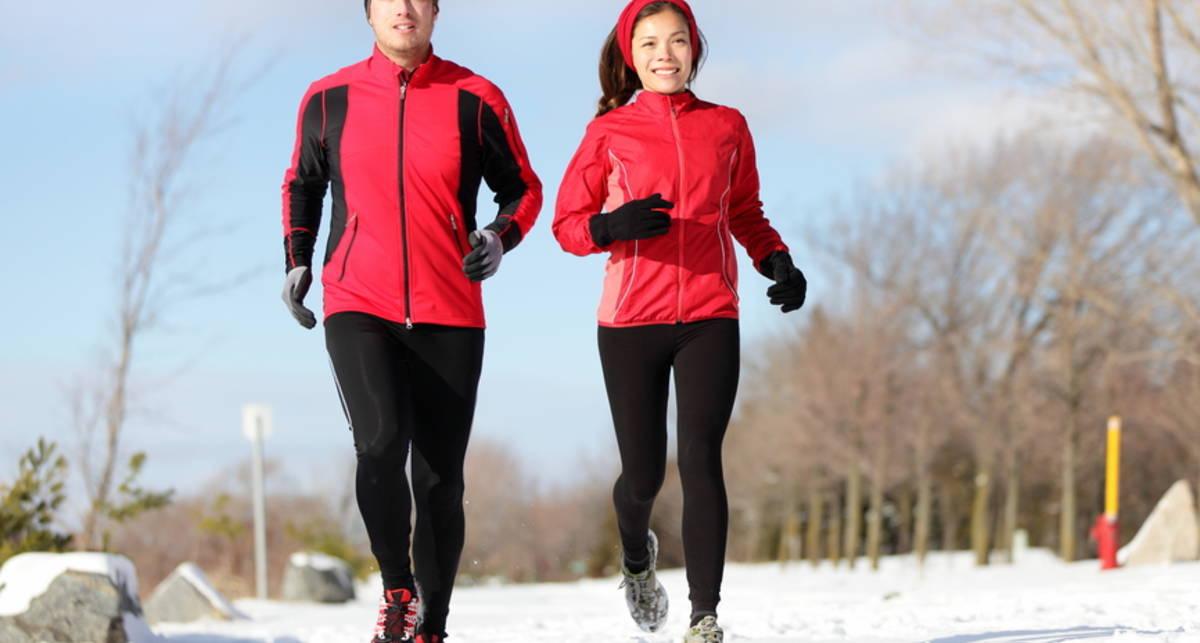 Семь причин устроить пробежку в холода