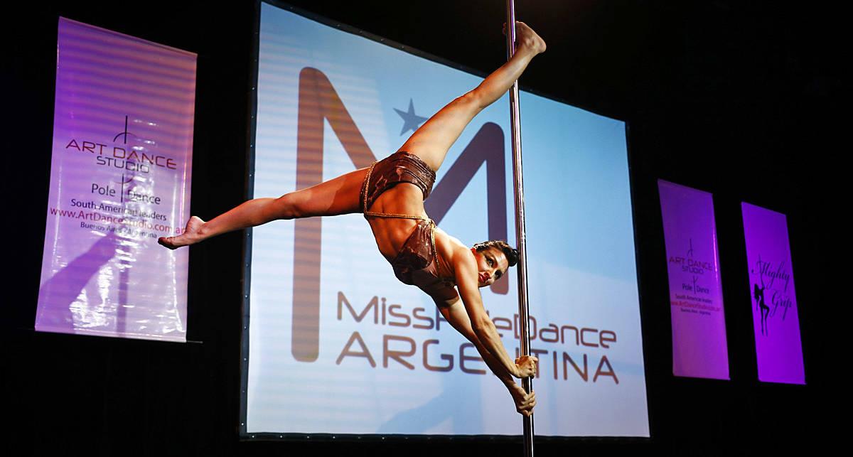 Стриптиз из Аргентины: чемпионат по пол-дэнсу
