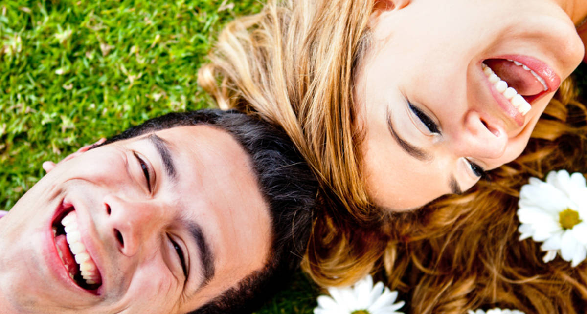Главное мужское умение: как насмешить девушку