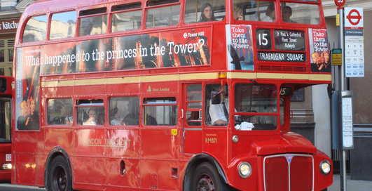 Конец Рутмастера: истории о двухэтажном автобусе