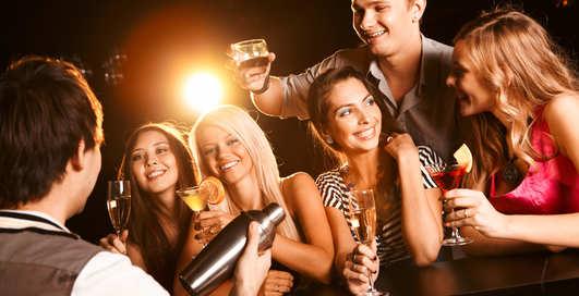 Спиртное за копейки: как дешево напиться в баре