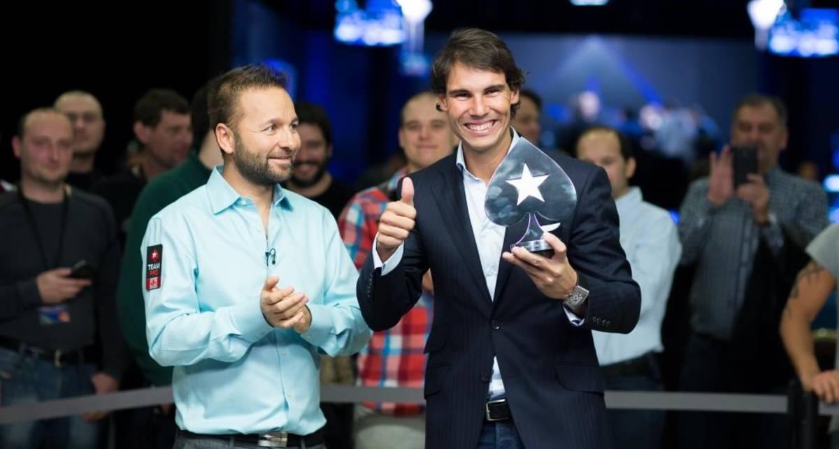 Рафаэль Надаль обыграл в покер легенд спорта