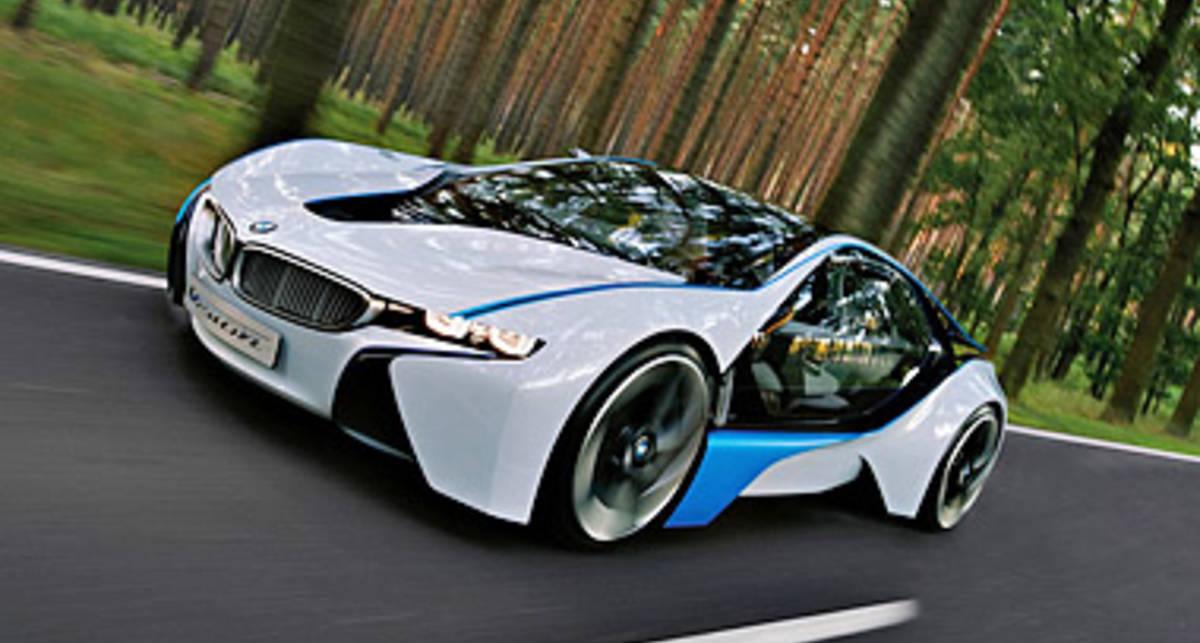 BMW Vision EfficientDynamics станет серийной моделью