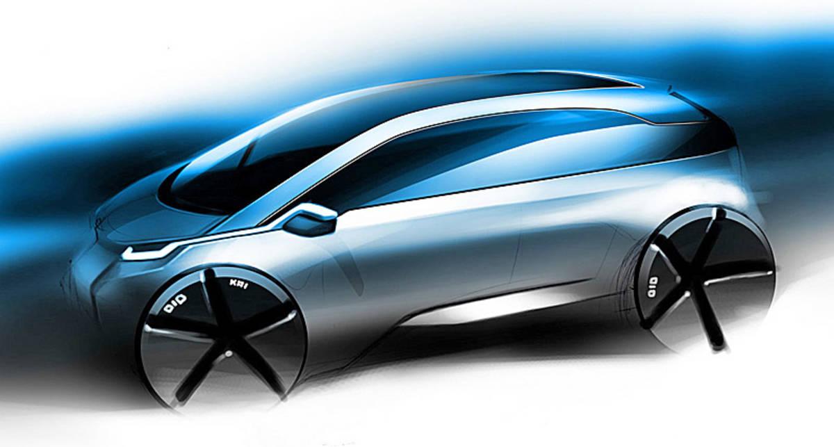 Для своих будущих моделей BMW зарезервировала новую букву
