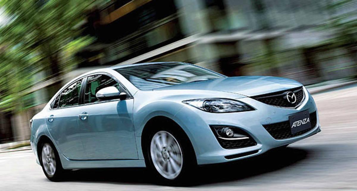 Защитники животных хотят получить отозванные Mazda 6