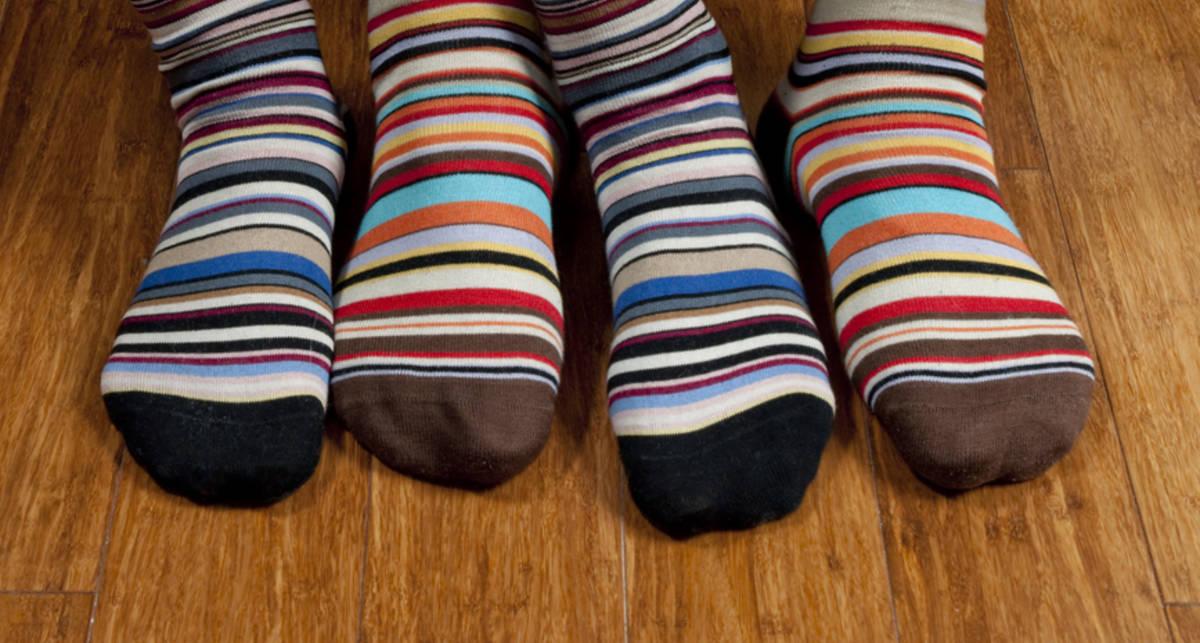 Носки к зиме: как выбрать правильный цвет и длину