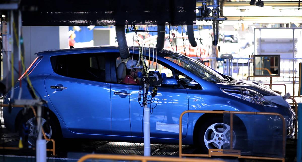 Землетрясение в Японии отправит автопром в прошлое