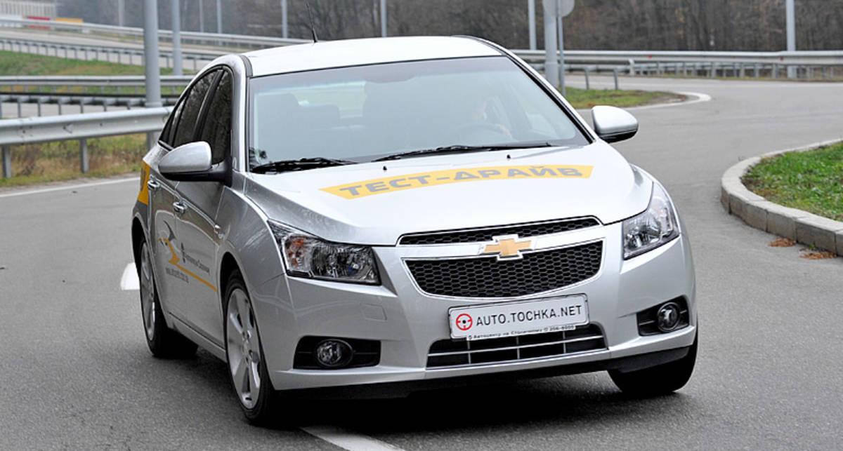 У Chevrolet Cruze отвалился руль на скорости 104 км/ч