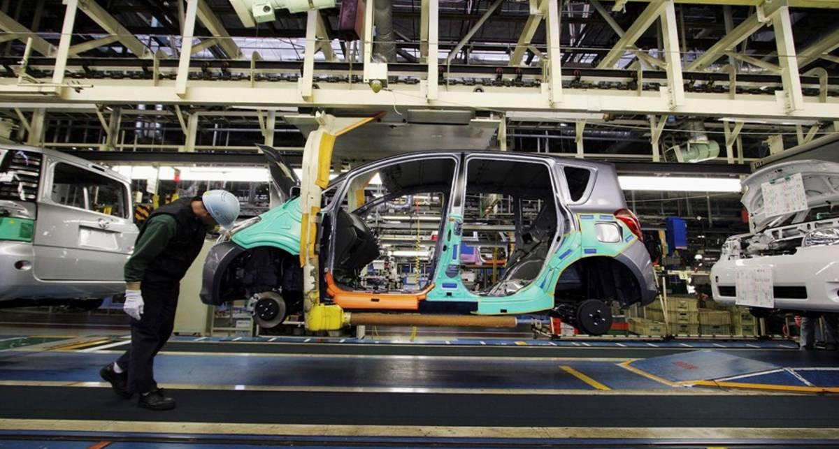 Все заводы Toyota снова работают