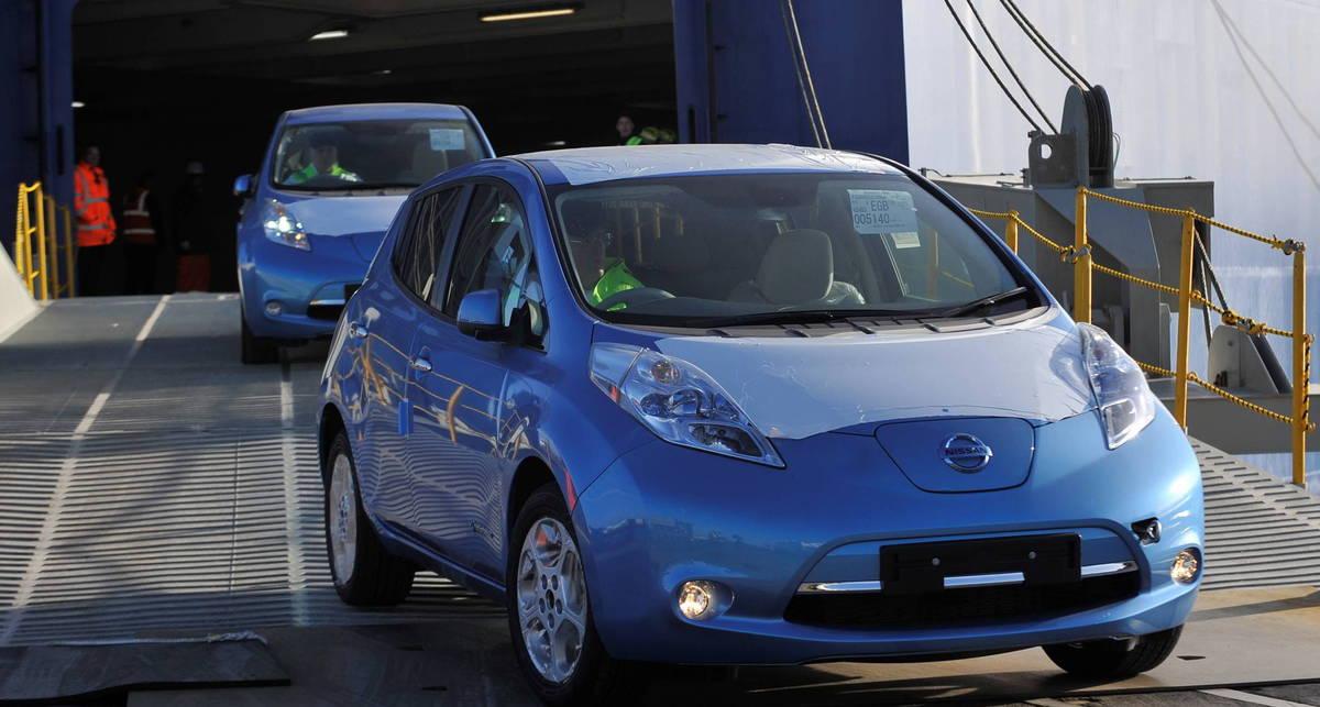 Японские машины проверят на радиацию