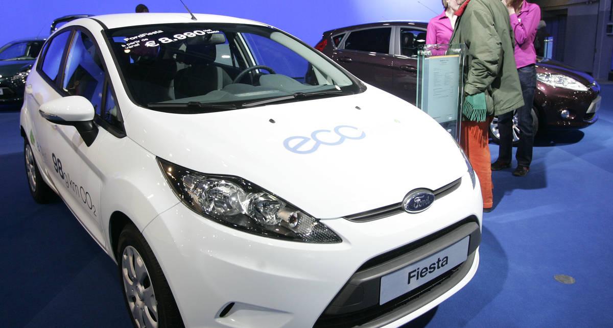 Ford сбросит лишние килограммы
