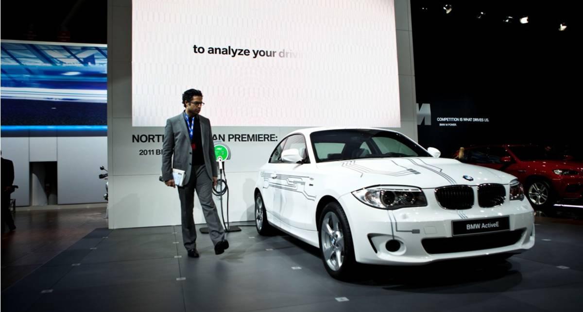 BMW разработала автомобильный