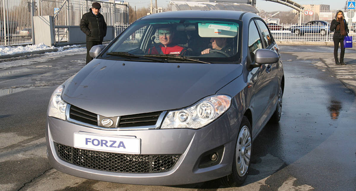 Украинцы начали отказываться от ZAZ Forza