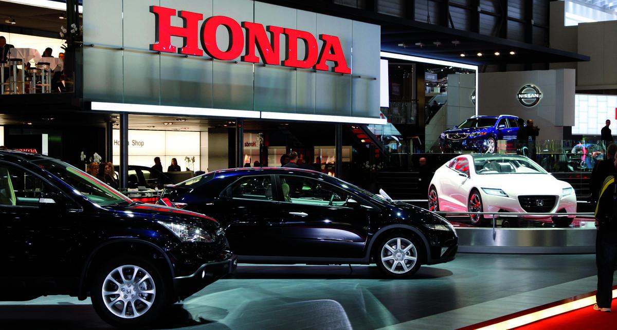 Honda недосчитается половины автомобилей