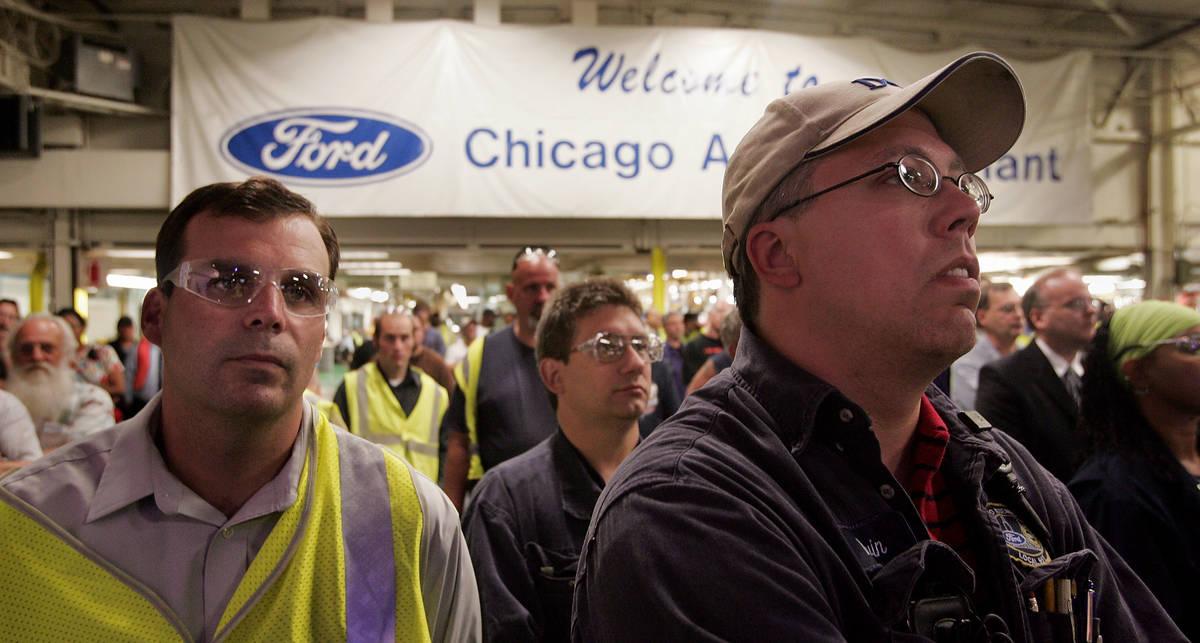 У Ford катастрофически не хватает запчастей
