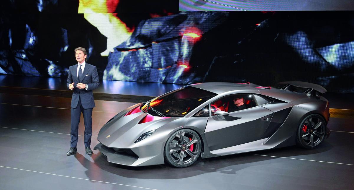 Новый суперкар Lamborghini оценили в 2 млн долларов